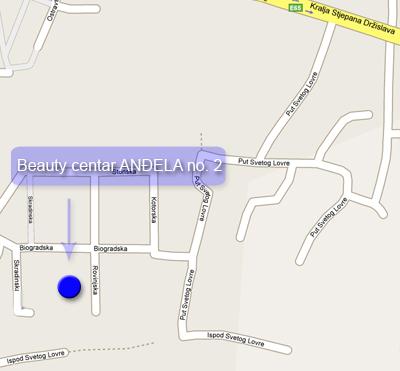 Beauty centre Anđela no.2